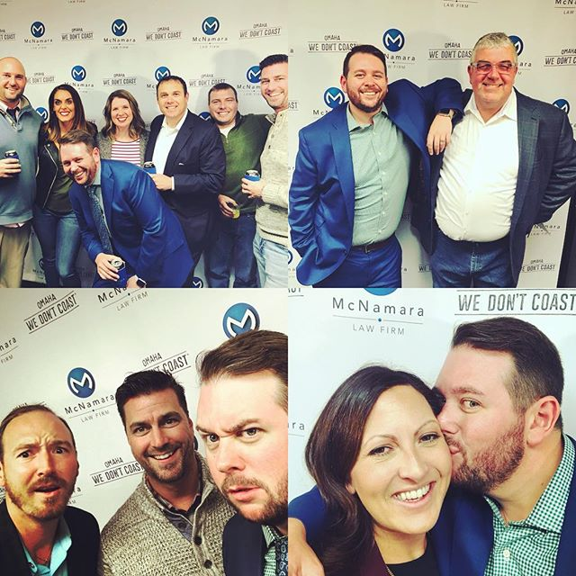 #tbt to our super fun open house last week. We are so thankful for all the support we receive from our friends. Looking forward to this holiday season and a productive 2018!