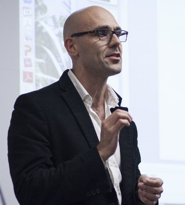 Dr. Dario Llinares is a Principal Lecturer in Contemporary Screen Media at the University of Brighton.