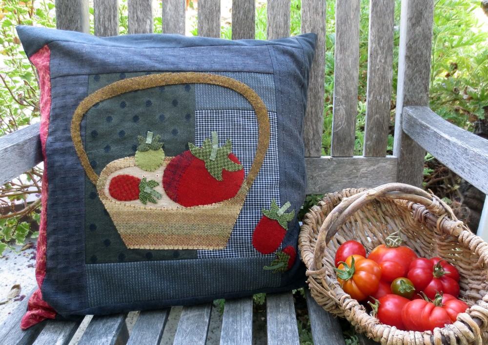 Tomato Mania Basket