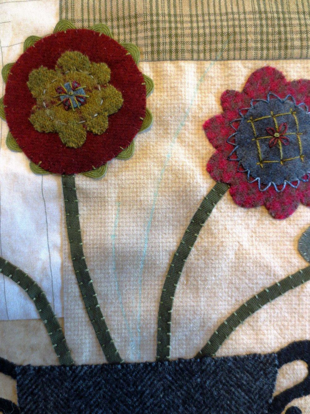 Flowers from my garden block #3 butterfly flowers part 1.jpg