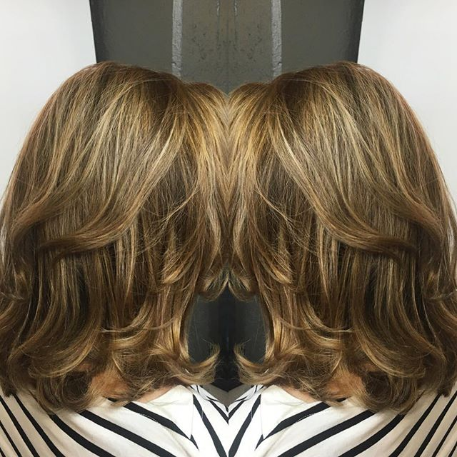 Bronding by Michael @ 77 Salon #pdx #portland #77salon #pearldistrict #wellalife #modernsalon #btcpics #bronde #freelights #hairstylistpdx