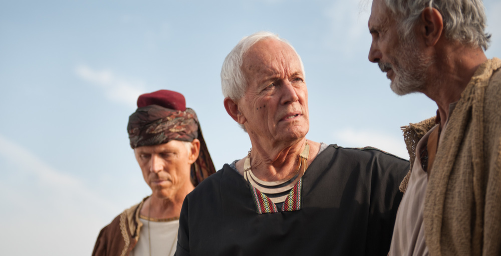 Lance Henriksen in The Book of Daniel