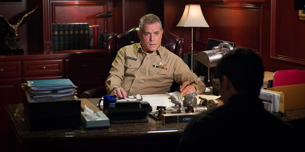 Ray Liotta in The Devil is in the Details