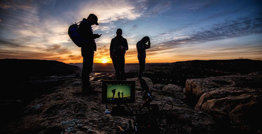 Kelty Camping Gear at Navajo Lake in New Mexico