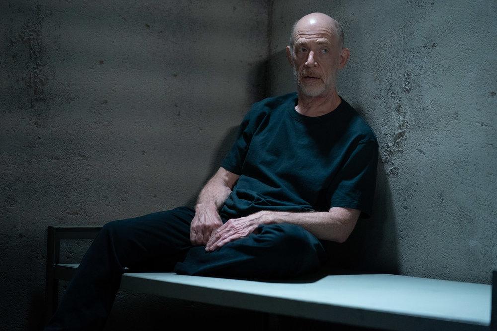J.K. Simmons in Counterpart, Season 2.