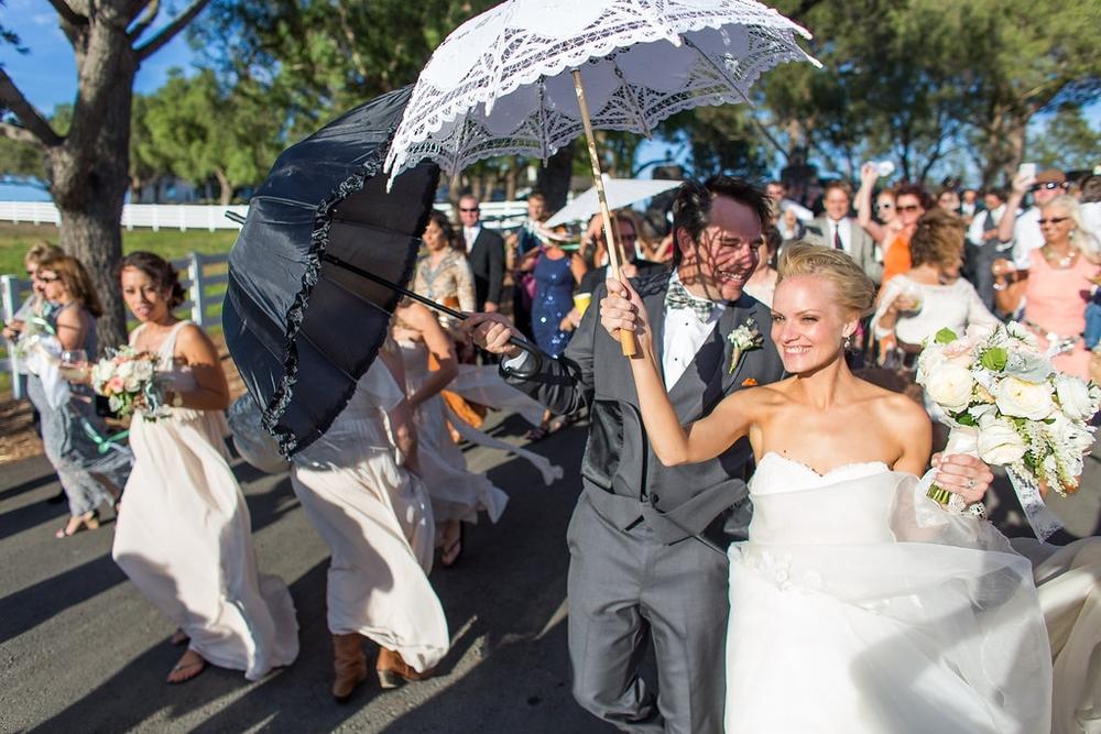 Emily and Matthew's Wedding 3: The Mudbug Brass Band!