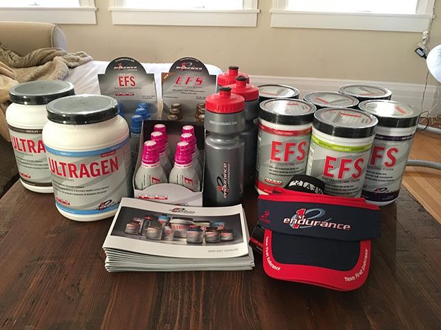 2017 Coast Ride starts tomorrow! If you're riding, come find me and I'll have plenty of @firstendurance nutrition for you to try. Make sure you are well fueled for three 120+ mile days #coastride #firstendurance