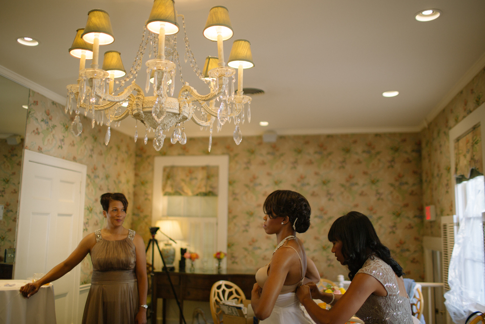 Atlanta Swan Coach House wedding
