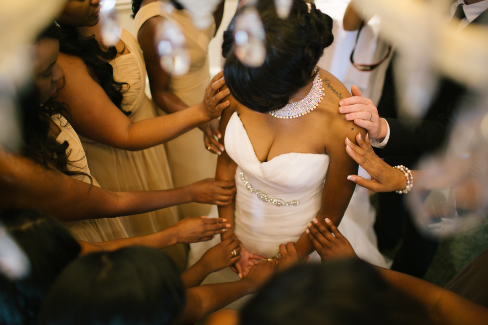 Swan Coach House Atlanta wedding