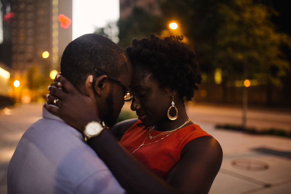 Engagement Session in Atlanta