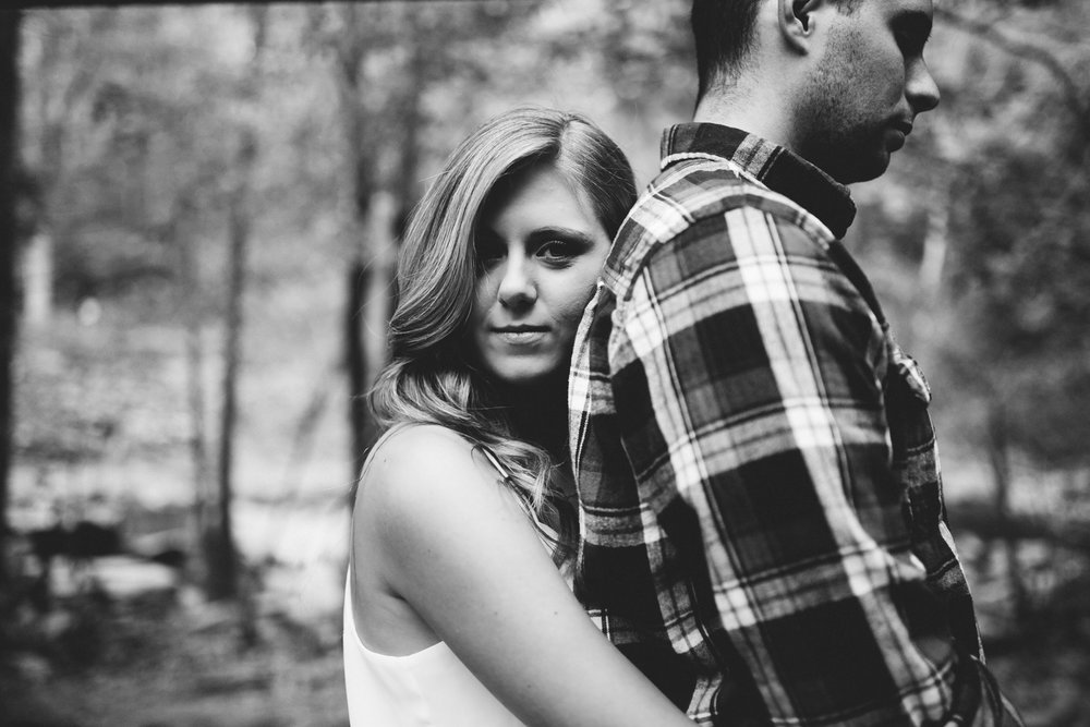 Engagement photographer in Atlanta