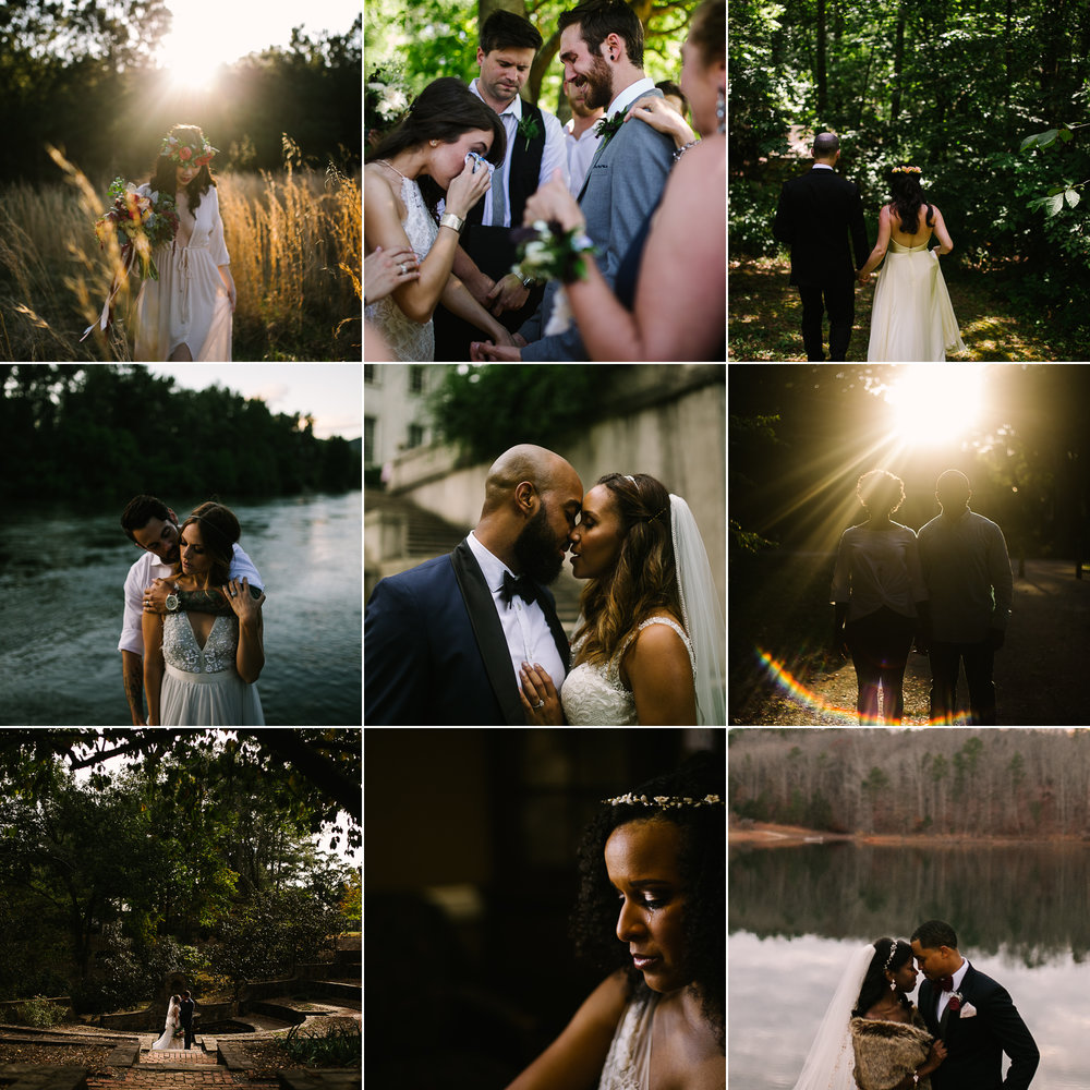 Best Atlanta wedding photographer of 2016
