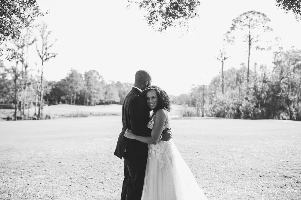 December wedding in Florida