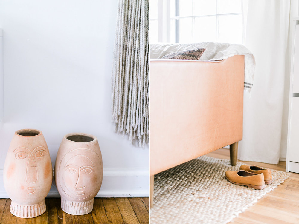 Kinfolk inspired home decor