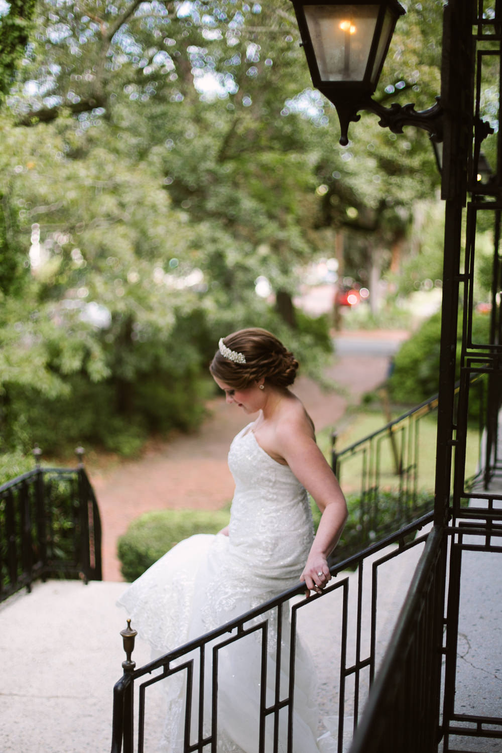 Brockington Hall Savannah wedding