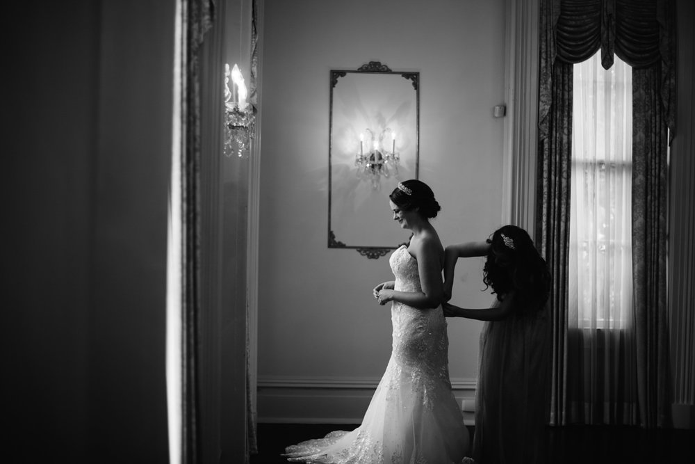 Brockington Hall wedding photos