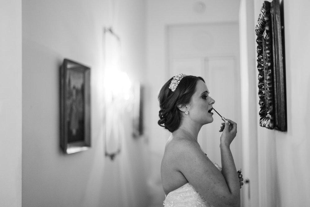 Classic Savannah wedding