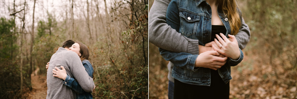 Cloudland Canyon State Park Engagement Session