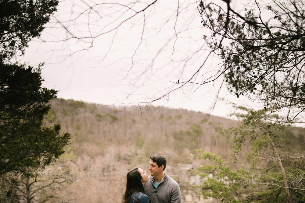Chattanooga Engagement Session