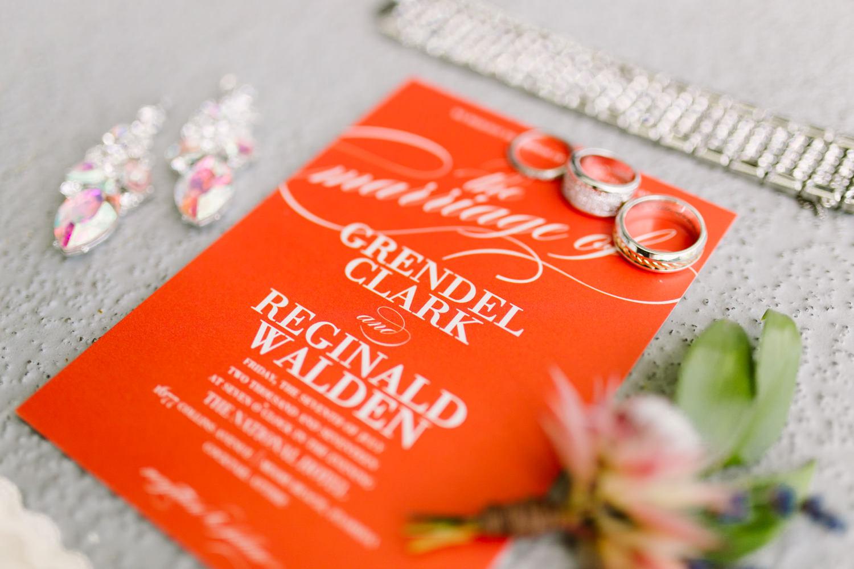 National Hotel Miami Wedding // Grendel & Reggie Kiyah C. Photography