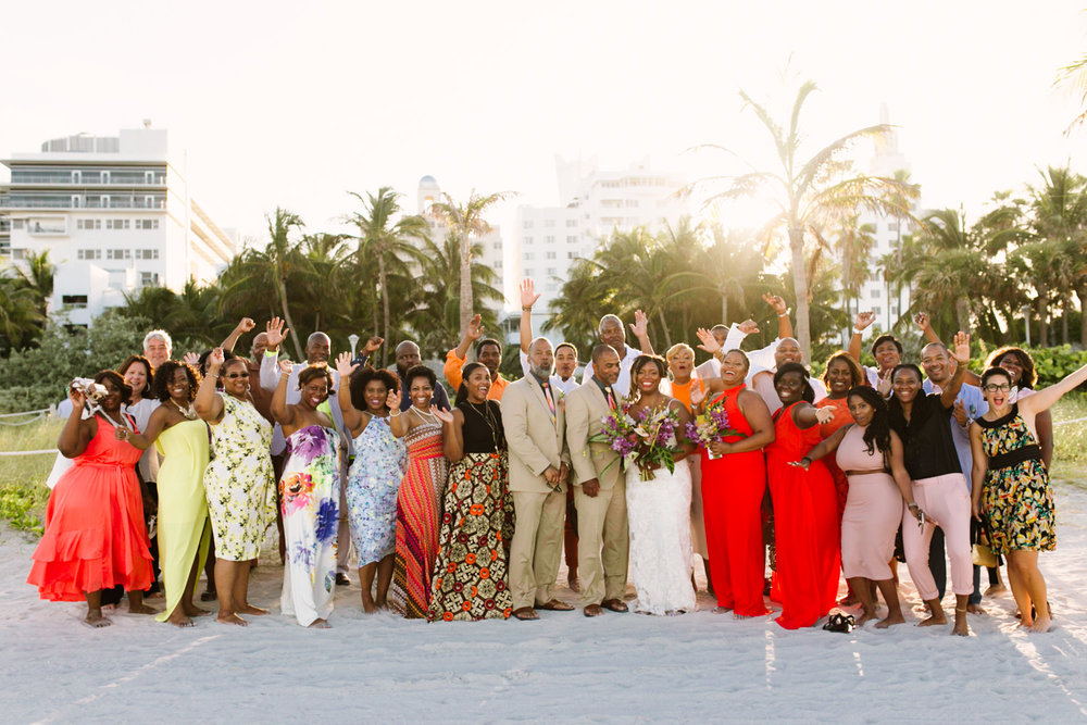 National Hotel Miami Wedding
