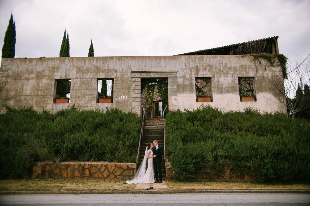 Summerour Studio Wedding in Atlanta -