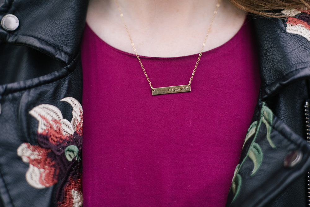 It's all in the details at this DC Area Engagement Shoot - Alexandria, VA