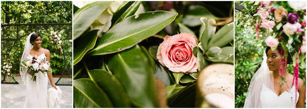 blush pink roses for wedding