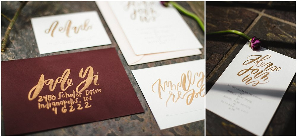 invitation suite by mallory overton
