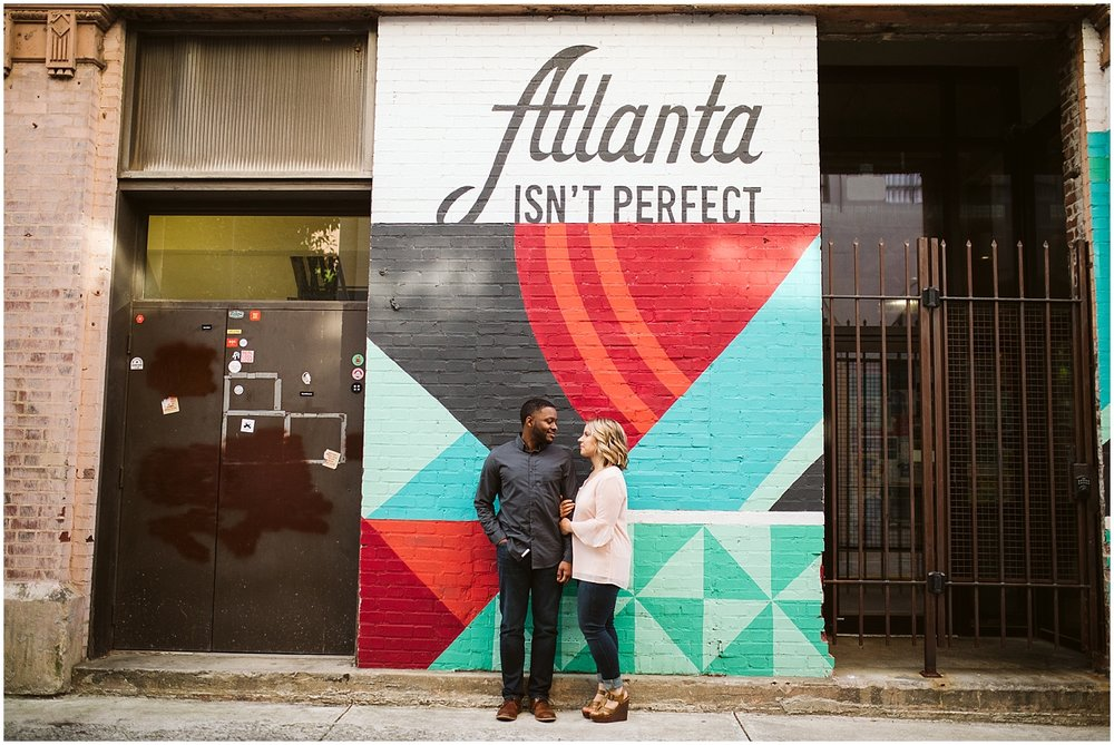 atlanta isn't perfect sign