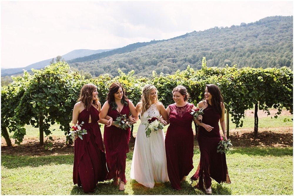 fall wedding at debarge winery