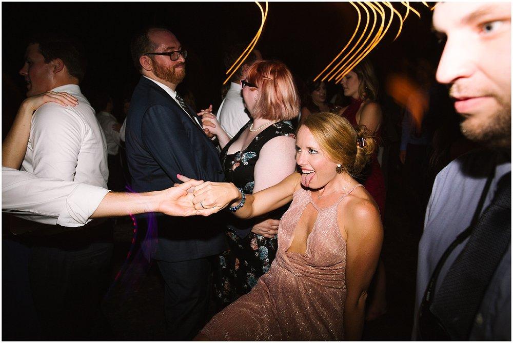 reception at debarge vineyard wedding
