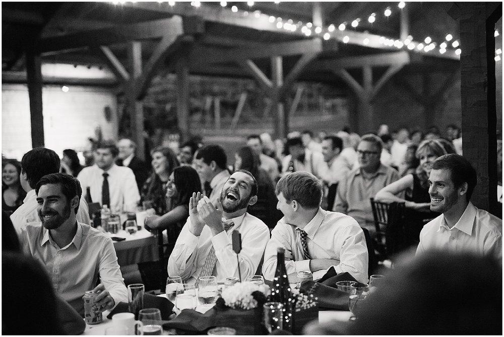 debarge vineyard wedding guests