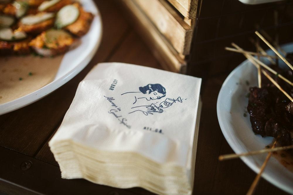 JCT kitchen and bar wedding reception