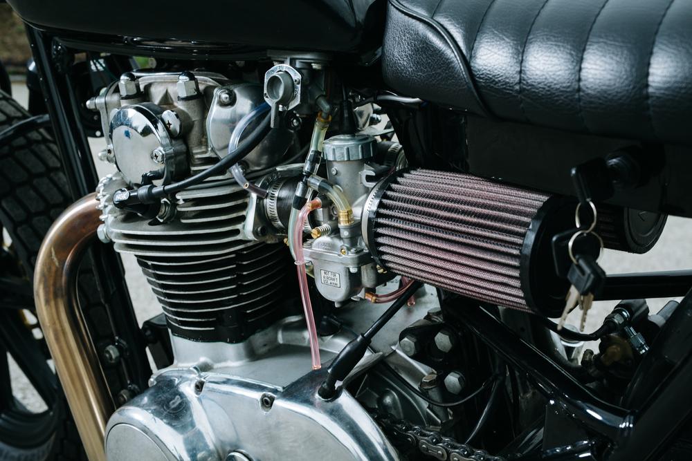 Mikuni VM34's