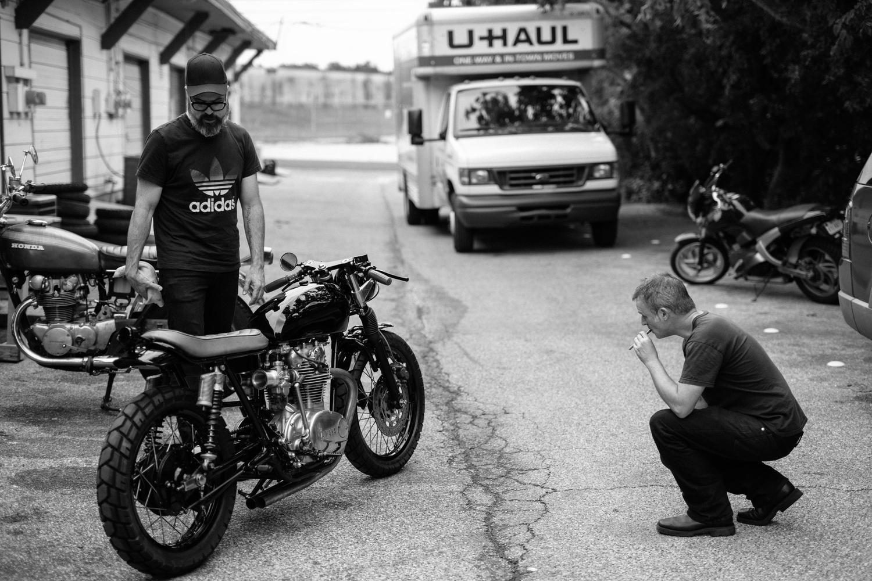 How To Buy A Vintage Motorcycle Limeybikes 1979 Kawasaki K Z 650 Wiring Diagram