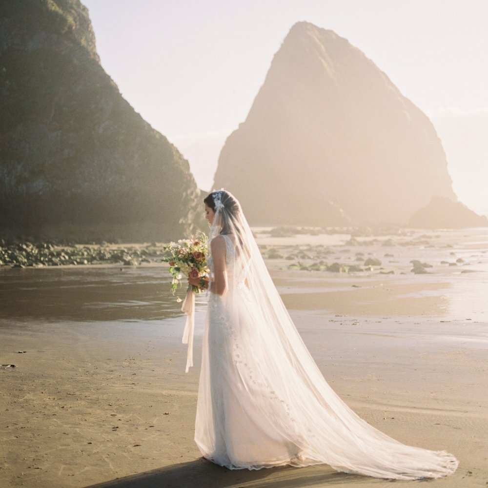 OREGON COAST BRIDALS