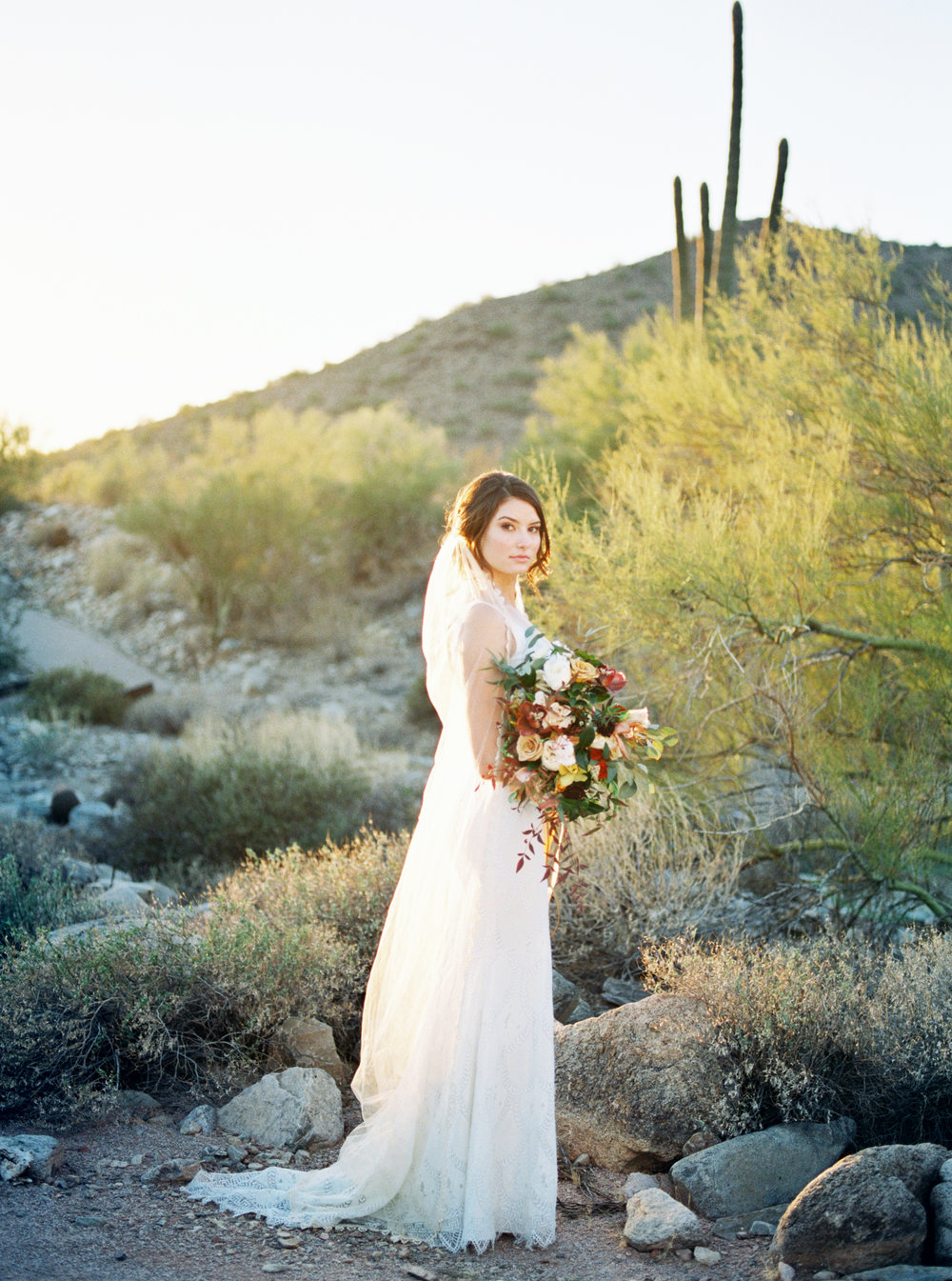 Warm Scottsdale Arizona Wedding Inspiration