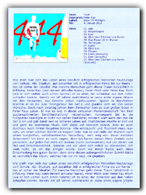 Deutsche Mugge CD-Review