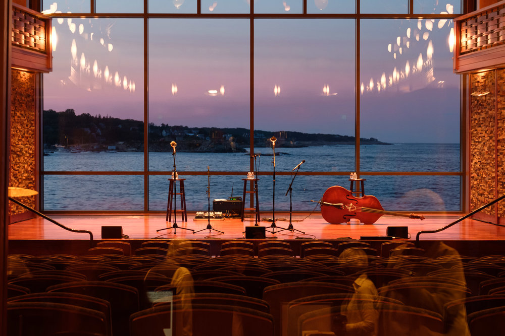 Shalin Liu Performance Center in Rockport, Massachusetts.