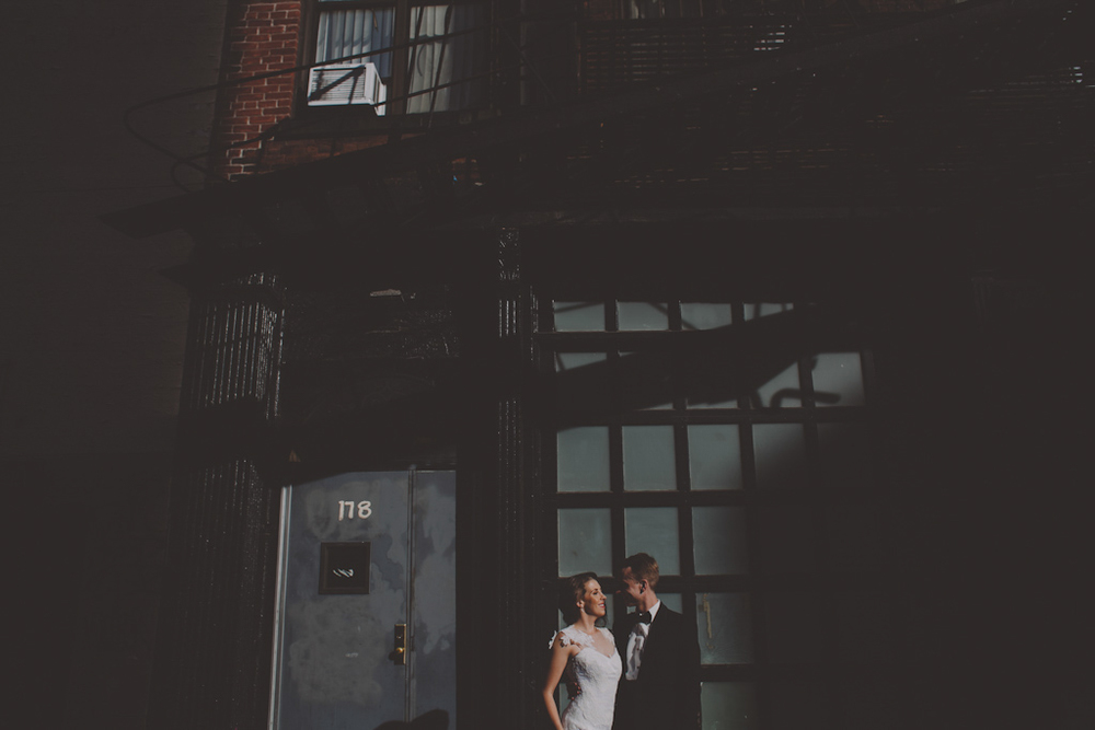Angel Oransanz Wedding NYC LES Smoking Bride-163.jpg
