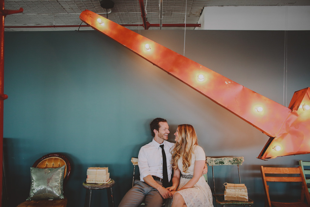 Bushwick engagement shoot patina rentals brooklyn couple photography wedding chellise michael -100.jpg