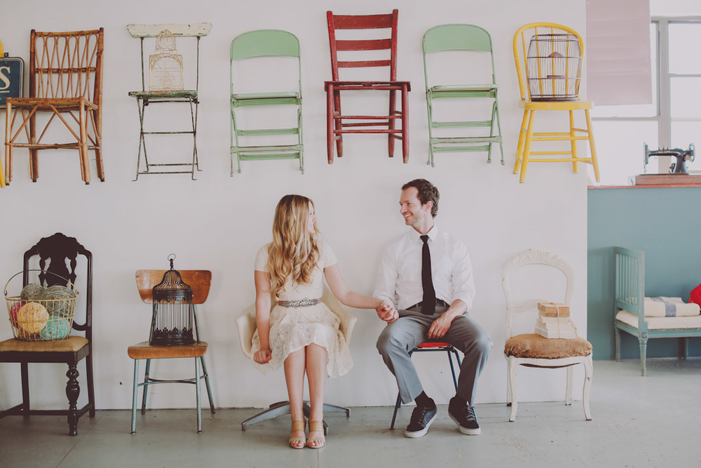 Bushwick engagement shoot patina rentals brooklyn couple photography wedding chellise michael -102.jpg