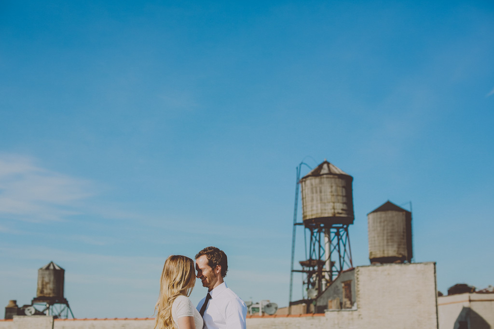 Bushwick engagement shoot patina rentals brooklyn couple photography wedding chellise michael -116.jpg