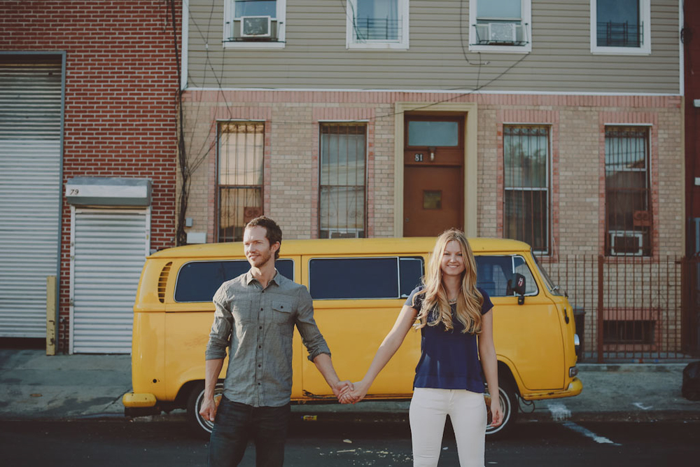 Bushwick engagement shoot patina rentals brooklyn couple photography wedding chellise michael -133.jpg