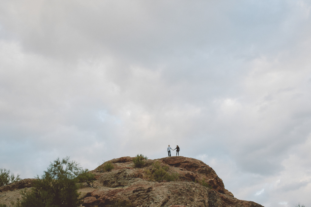 phoenix arizona buttes downtown desert engagement chellise michael photography-139.jpg