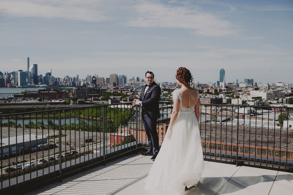 wythe hotel wedding top brooklyn nyc wedding photographer indie hipster jose rolon events chellise michael