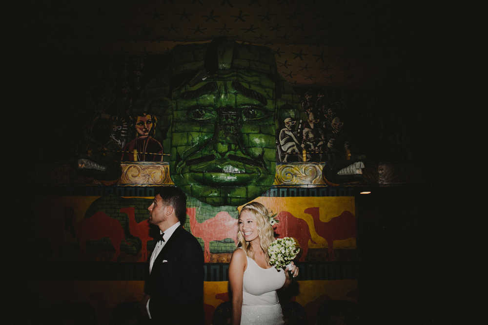 momi wedding museum of the moving image wedding photography the paper factory hotel