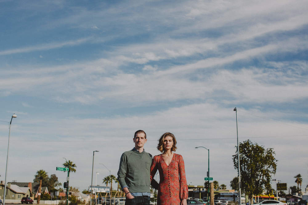 phoenix arizona wedding photographer chellise michael photography michael busse desert engagement shoot downtown phoenix papago mountain preserve tilt shift lightroom vsco make portraits brooklyn wedding photographer