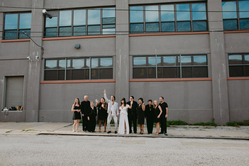 Bushwick Wedding Photographer Anchored Inn